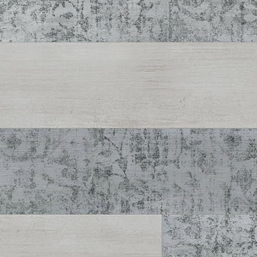 1326819-D22 Damask Washed Wood Arctic