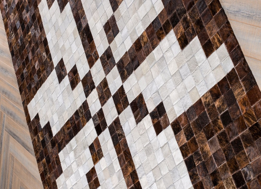 Kožni tepih Aska