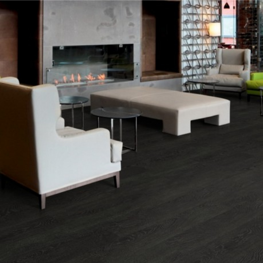 5392109 Treated Oak Charred Ambiental