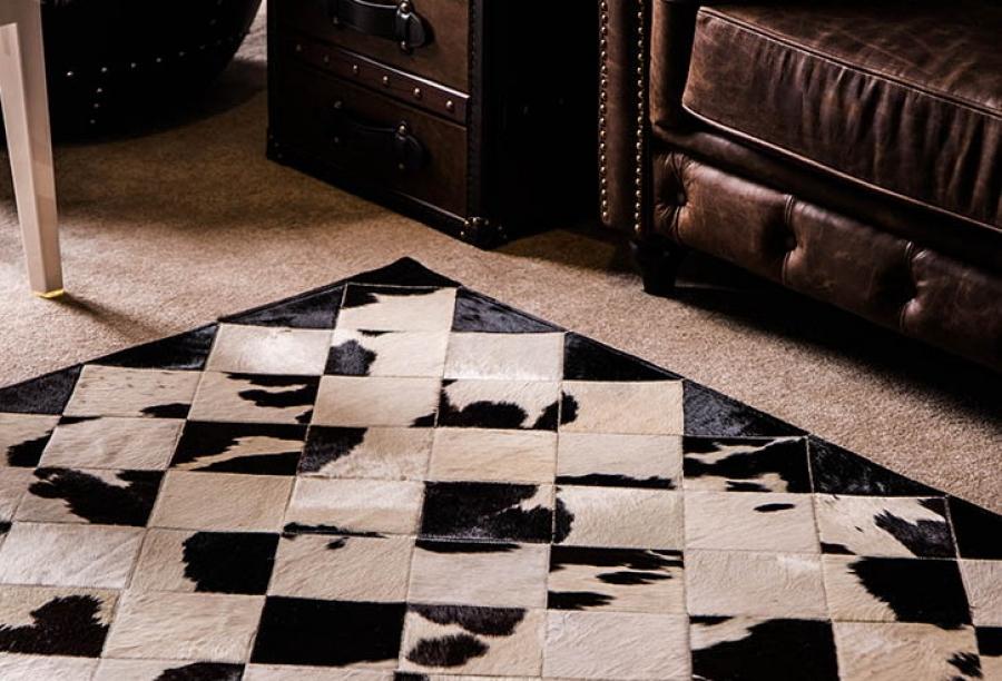 Kožni tepih Galloway