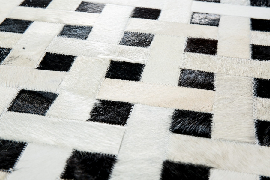 Kožni tepih Mono Weave