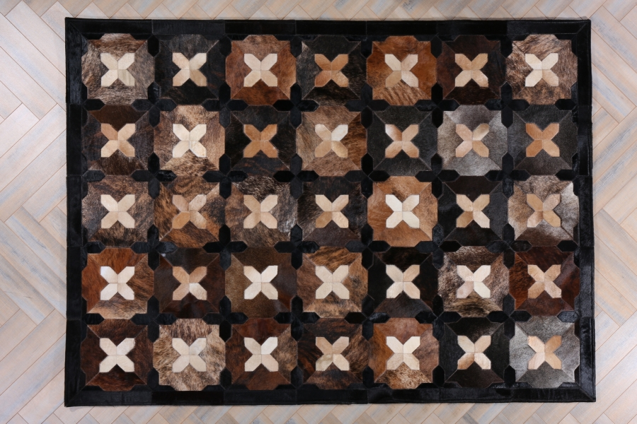 Kožni tepih Vitrail