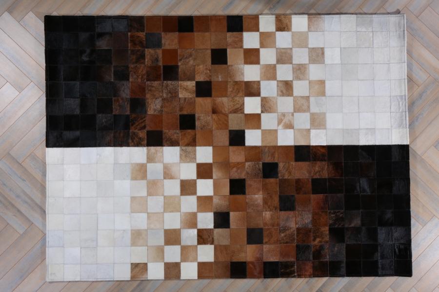 Kožni tepih Yin Yang