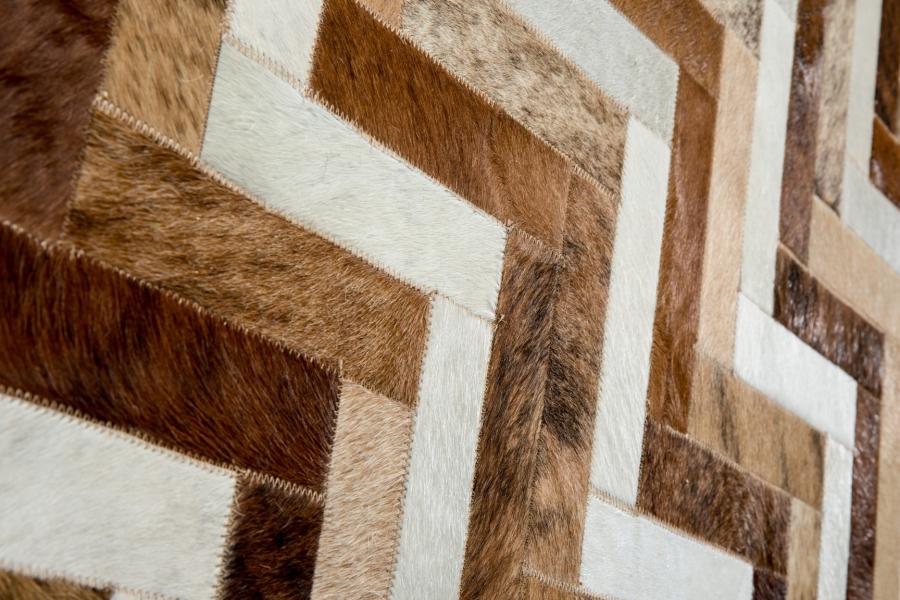 Kožni tepih Zag