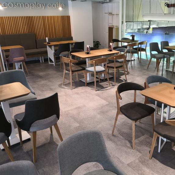 CosmoPlay i CosmoPlay Caffe, TC Promenada, Novi Sad