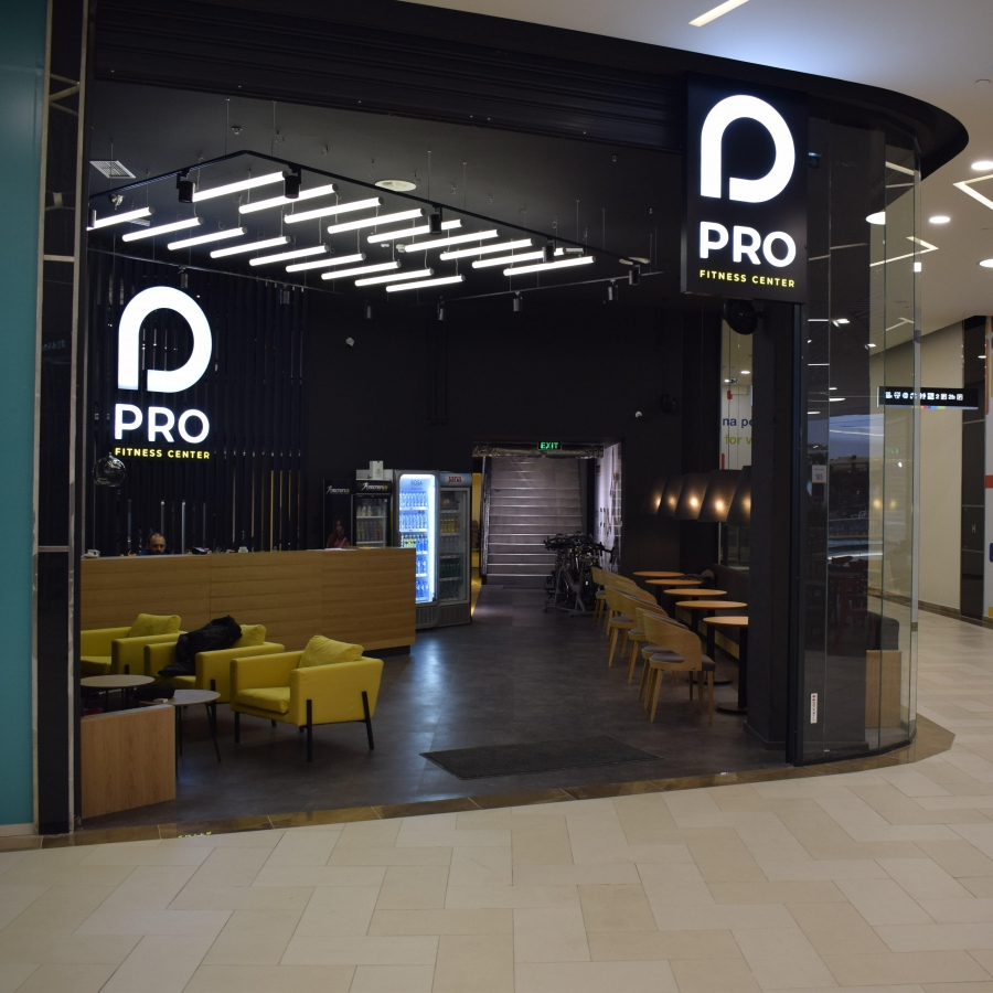 Pro Fitness Center