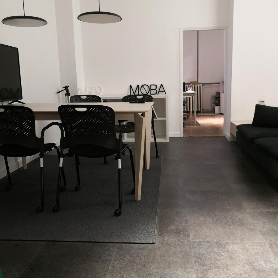 MØBA studio, Novi Sad