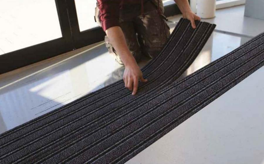 Quick-Mat Tile