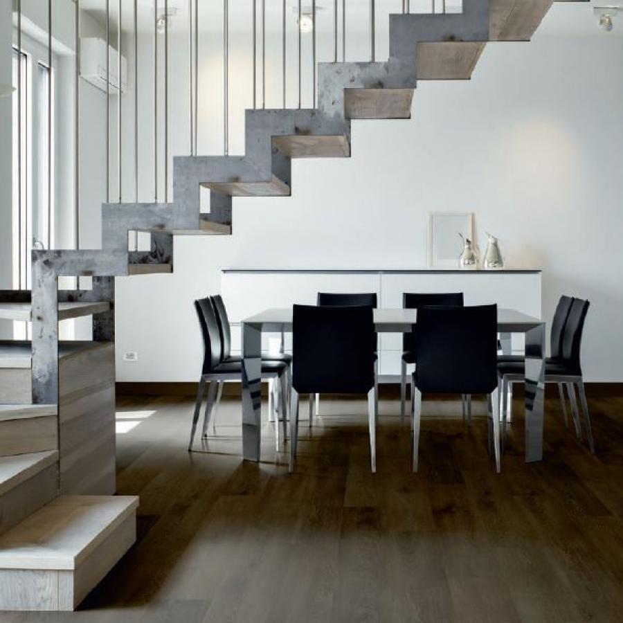 Living room Iconic Oak Ladoga