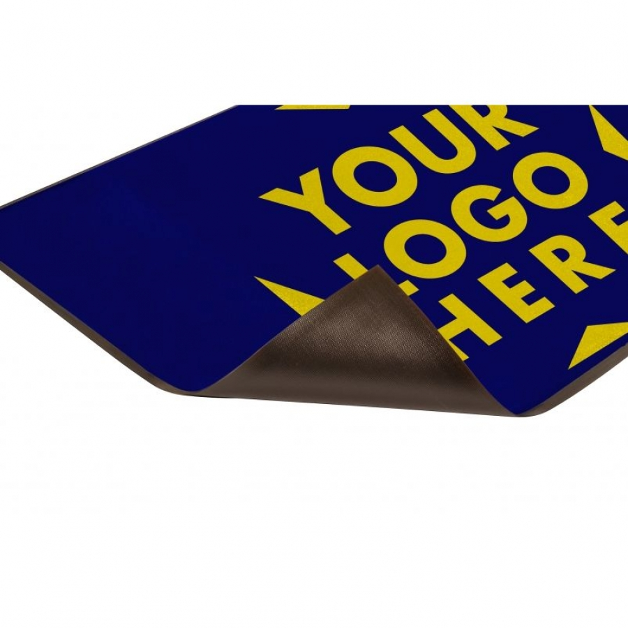 Logo otirač poleđina