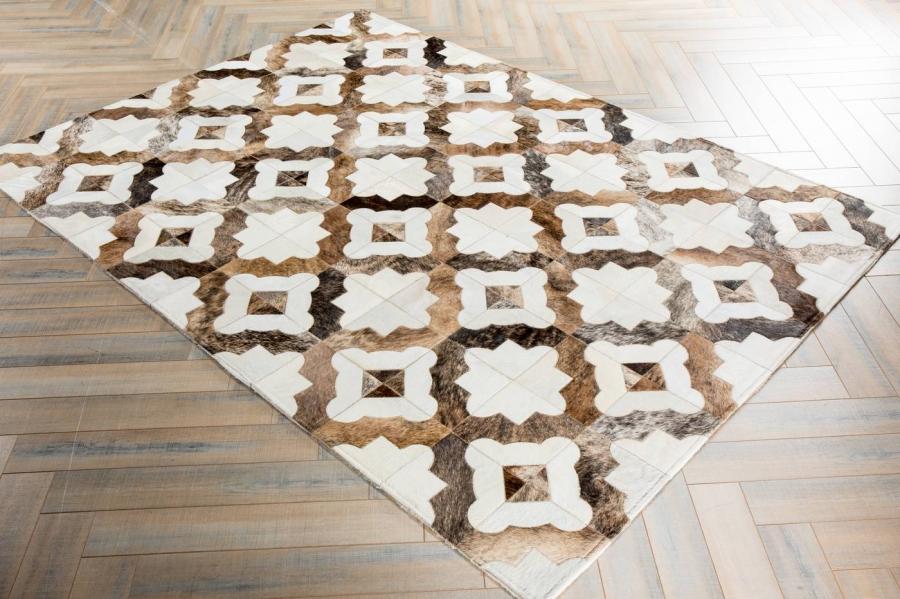 Kožni tepih Royal